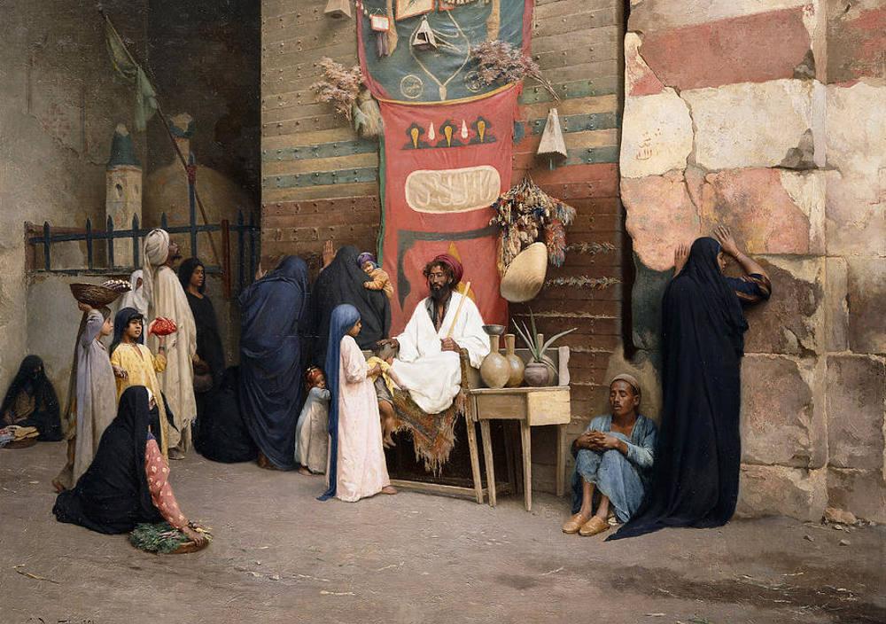 La notion d'excommunication chez Ghazali et Ibn Taymiyya : le procès d'al-Hallaj 3/3