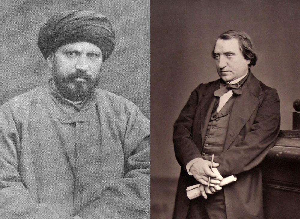 La curieuse lettre d'Al Afghani à Ernest Renan