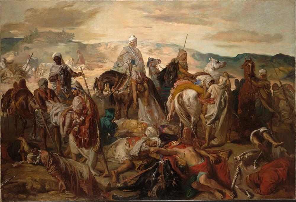 La révolte d'Abdallah ibn Zubayr